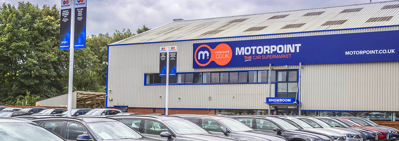 Motorpoint Oldbury, Used Car Supermarket, Nearly New Cars for Sale