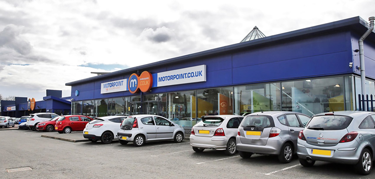 motorpoint glasgow used car supermarket nearly new cars. Black Bedroom Furniture Sets. Home Design Ideas