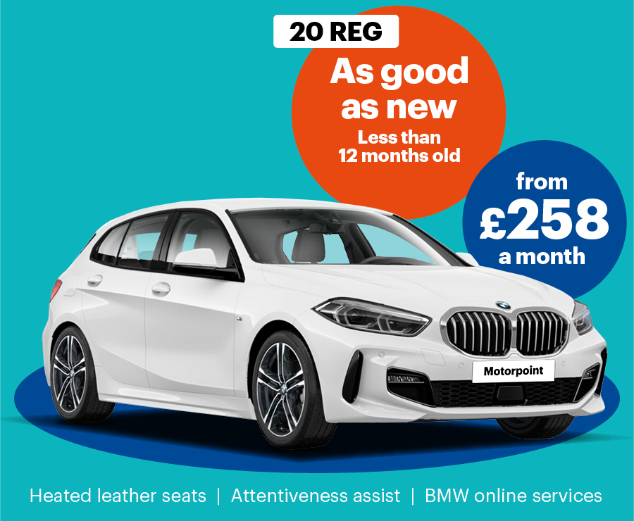 Our BMW 1 Series top pick
