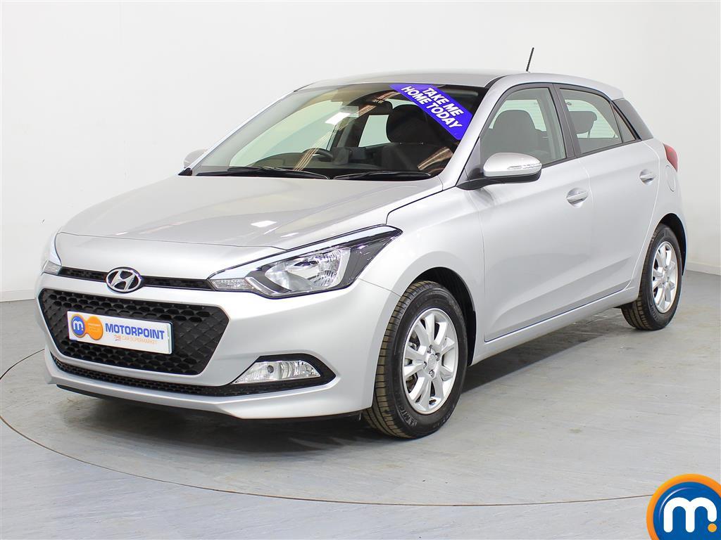 Hyundai I20 SE - Stock Number (922079) - Passenger side front corner