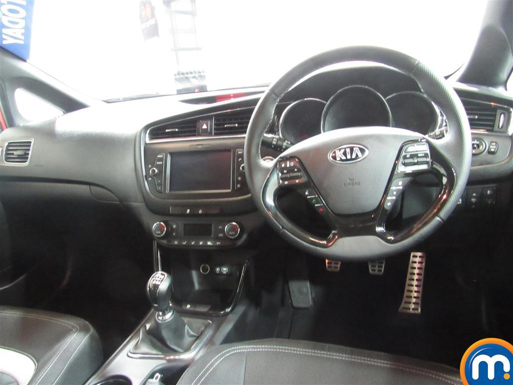 KIA Ceed Hatchback 1.0T Gdi Isg Gt-Line 5Dr