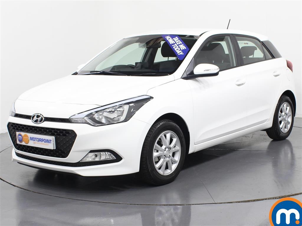 Hyundai I20 SE - Stock Number (927447) - Passenger side front corner