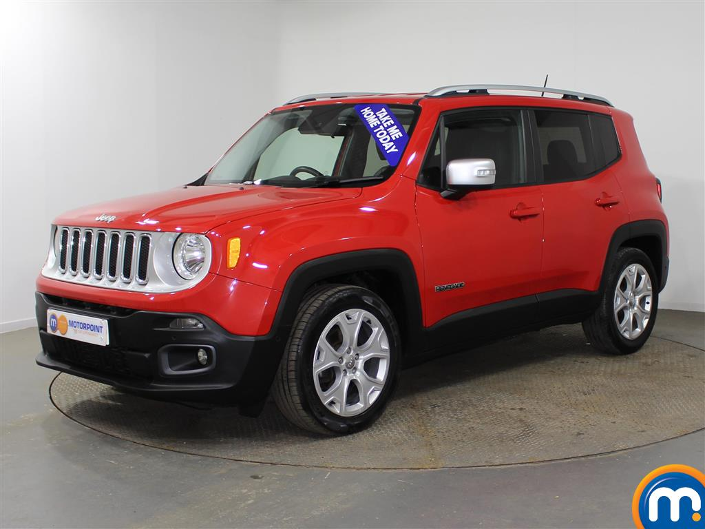 Jeep Renegade Diesel Hatchback 1.6 Multijet Limited 5Dr