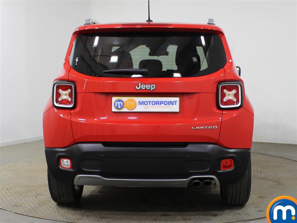 Jeep Renegade Diesel Hatchback 1.6 Multijet Limited 5Dr