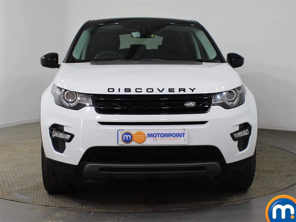 Land Rover Discovery Sport Hse Black Automatic Diesel 4X4 - Stock Number (937302) - Front bumper