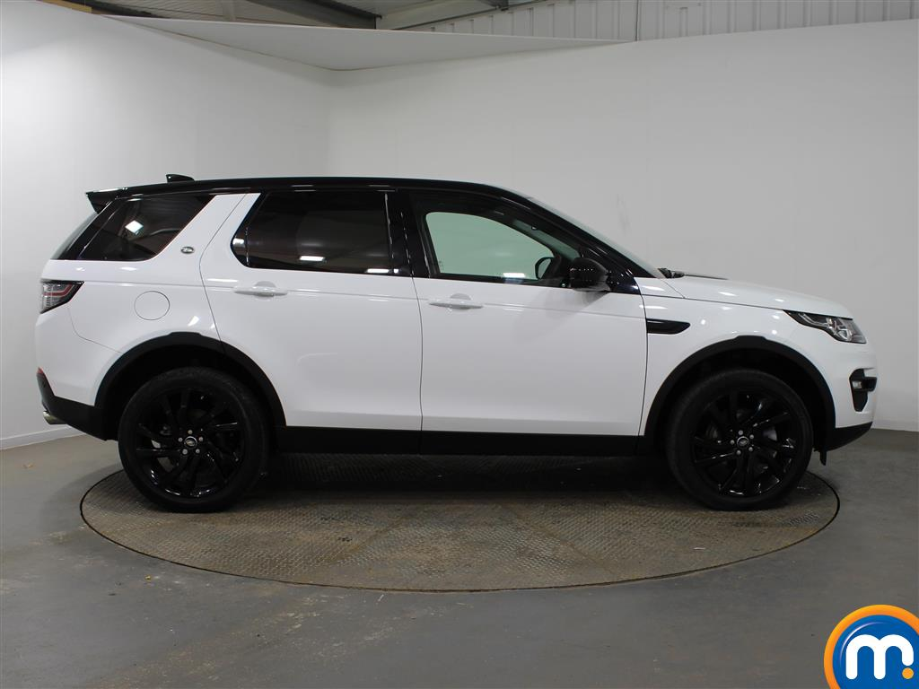 Land Rover Discovery Sport Hse Black Automatic Diesel 4X4 - Stock Number (937302) - Drivers side