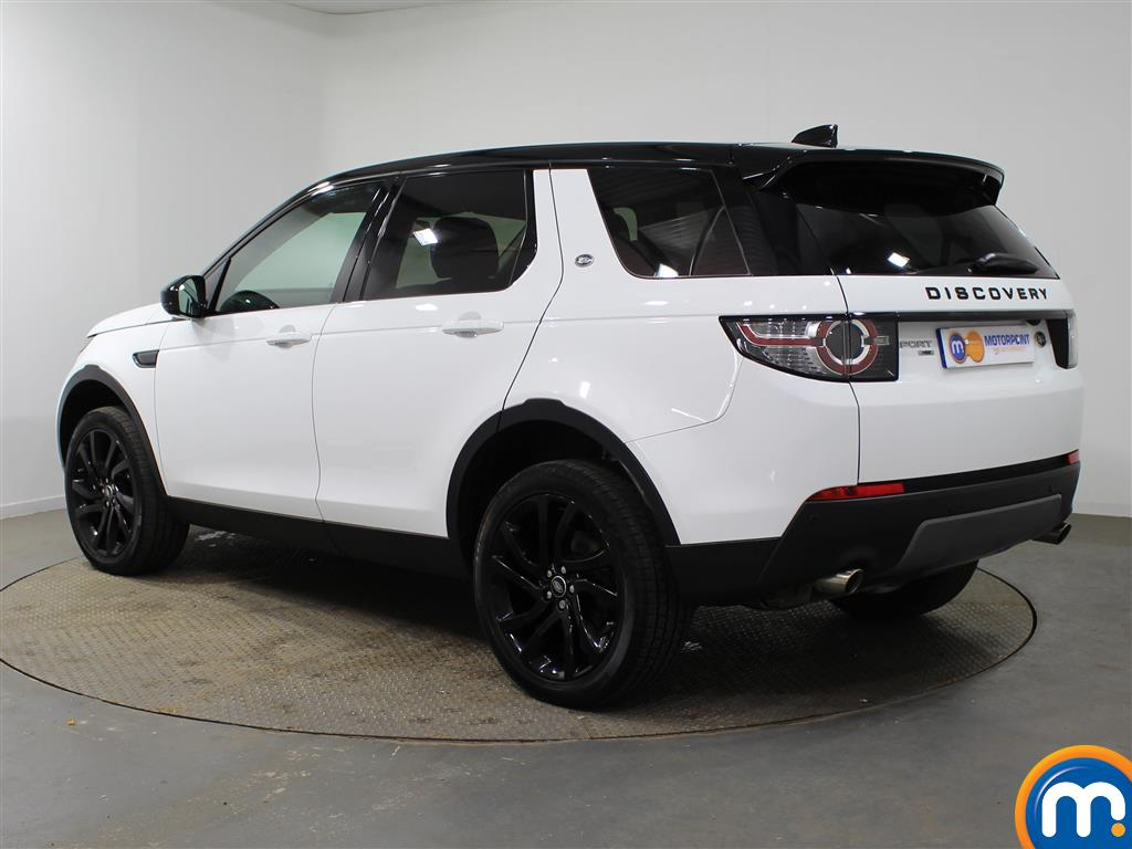 Land Rover Discovery Sport Hse Black Automatic Diesel 4X4 - Stock Number (937302) - Passenger side rear corner