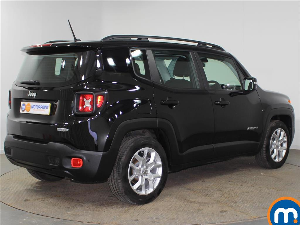 Jeep Renegade Diesel Hatchback 1.6 Multijet Longitude 5Dr
