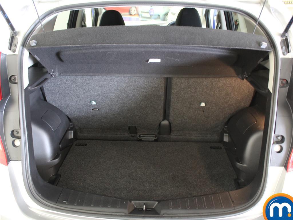Nissan Note Acenta Premium Manual Diesel Hatchback - Stock Number (934466) - 4th supplementary image