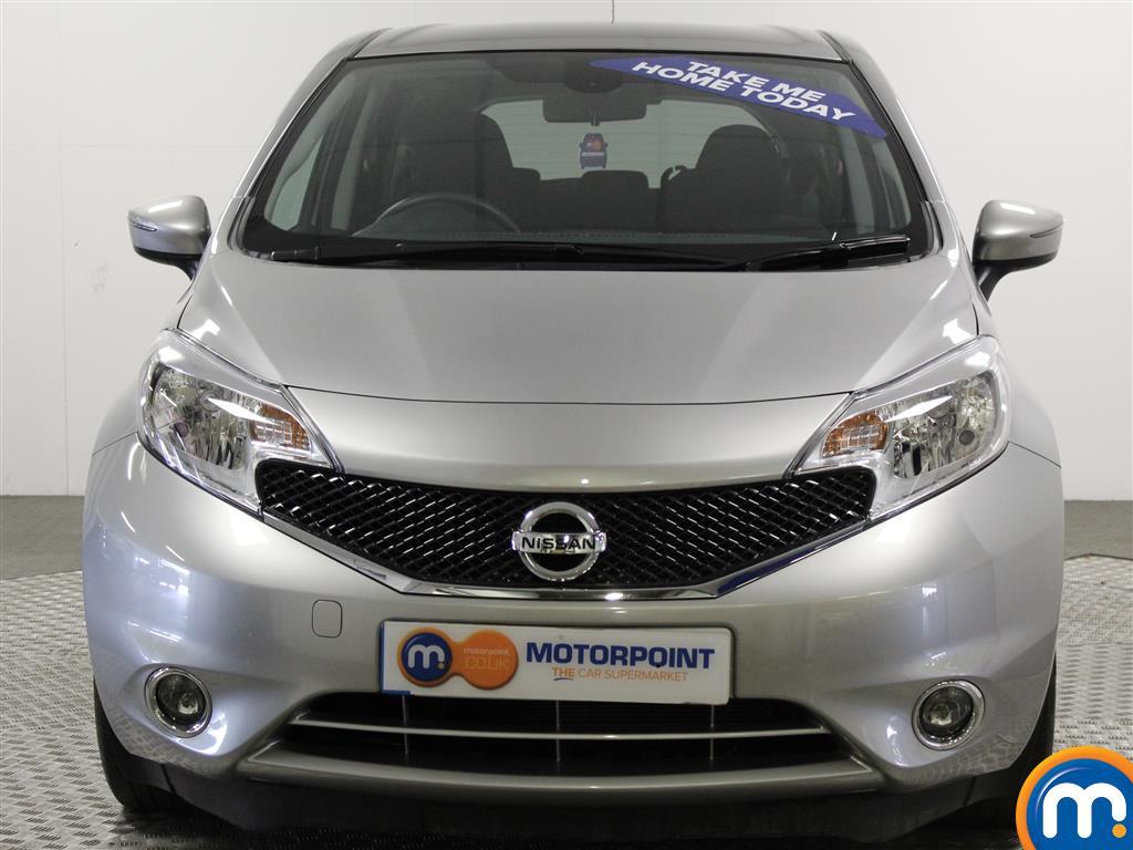 Nissan Note Acenta Premium Manual Diesel Hatchback - Stock Number (934466) - Front bumper