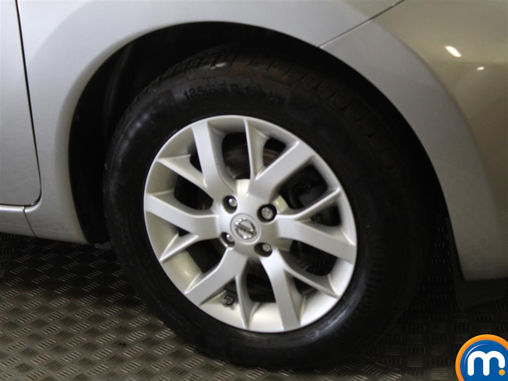 Nissan Note Acenta Premium Manual Diesel Hatchback - Stock Number (934466) - Drivers side