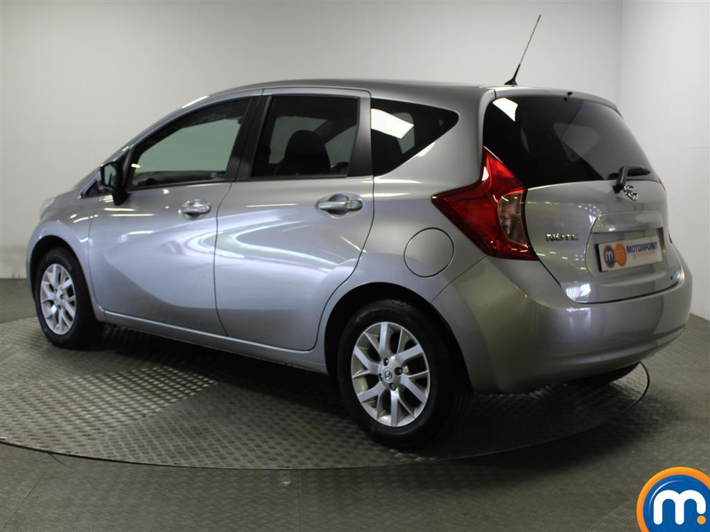 Nissan Note Acenta Premium Manual Diesel Hatchback - Stock Number (934466) - Drivers side rear corner