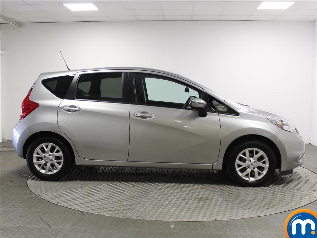 Nissan Note Acenta Premium Manual Diesel Hatchback - Stock Number (934466) - Passenger side