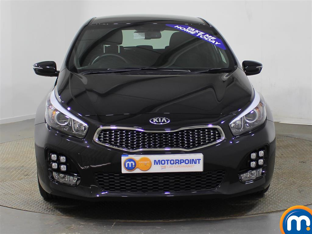 KIA Ceed Gt-Line Manual Petrol Hatchback - Stock Number (939759) - Front bumper