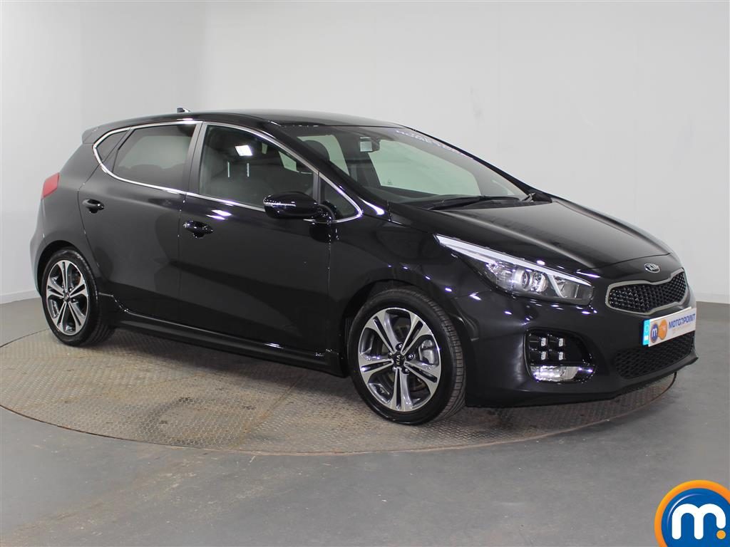 KIA Ceed Gt-Line Manual Petrol Hatchback - Stock Number (939759) - Drivers side front corner