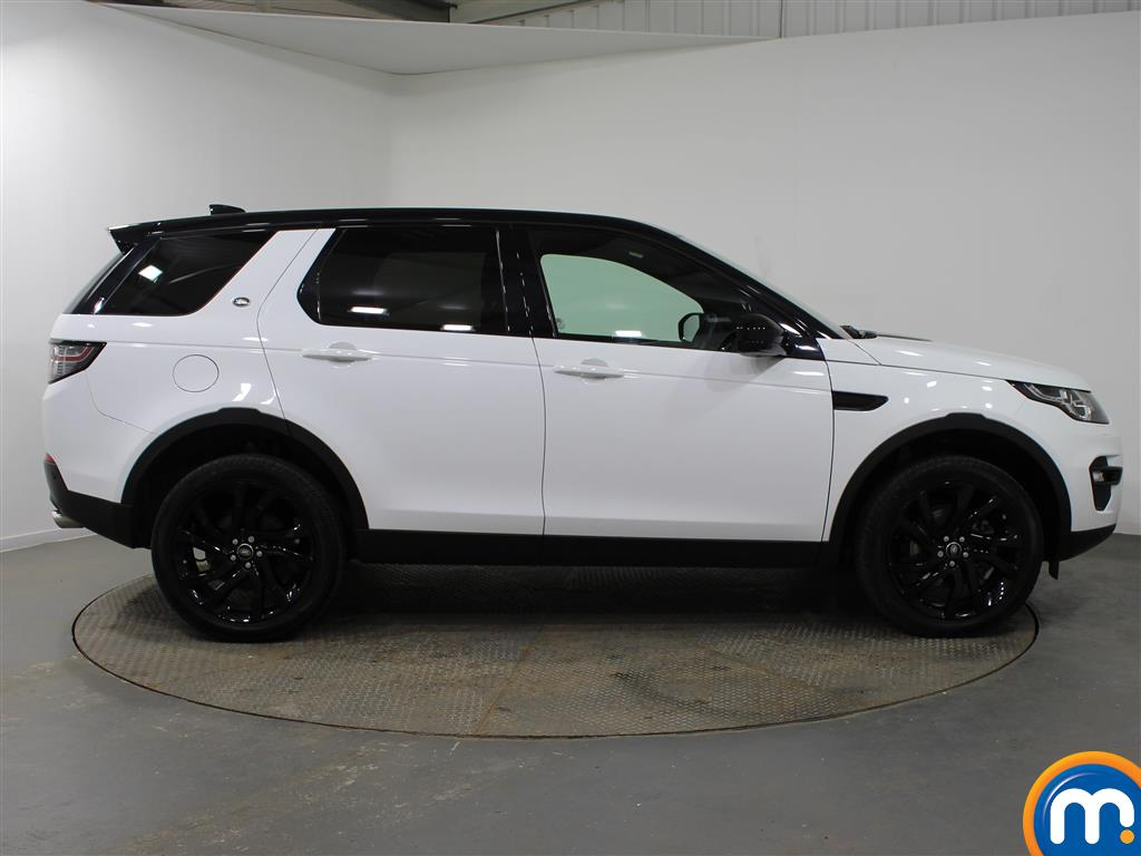 Land Rover Discovery Sport Hse Black Automatic Diesel 4X4 - Stock Number (940905) - Drivers side