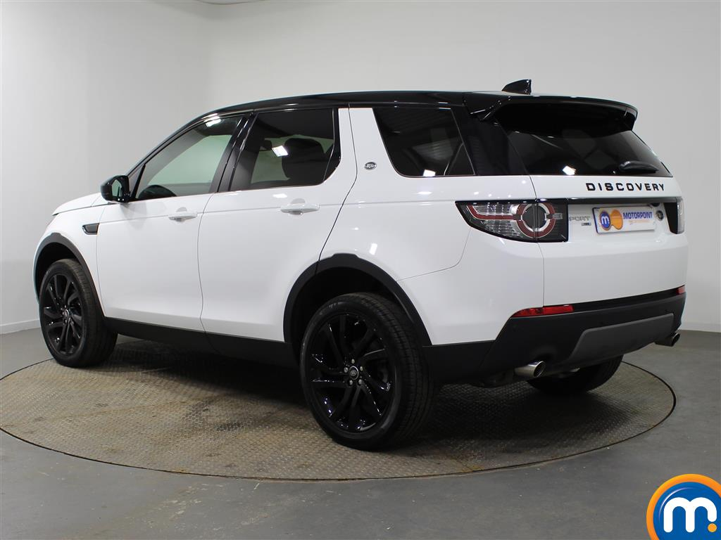 Land Rover Discovery Sport Hse Black Automatic Diesel 4X4 - Stock Number (940905) - Passenger side rear corner