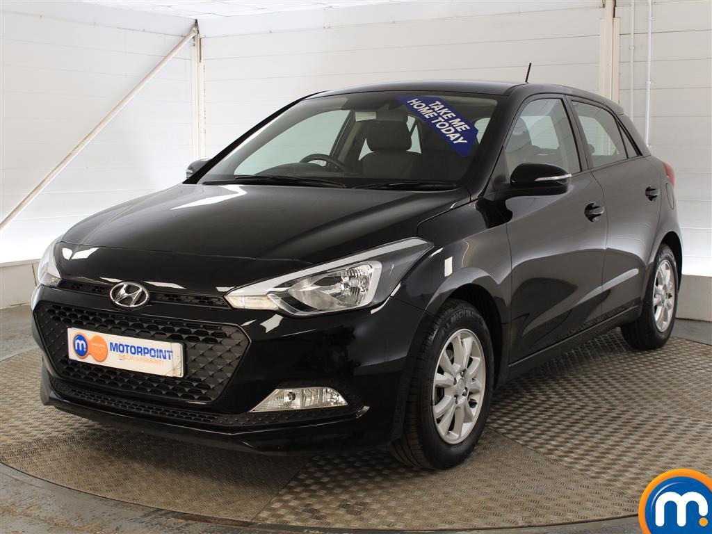 Hyundai I20 SE - Stock Number (939602) - Passenger side front corner