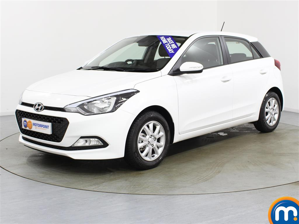 Hyundai I20 SE - Stock Number (937241) - Passenger side front corner
