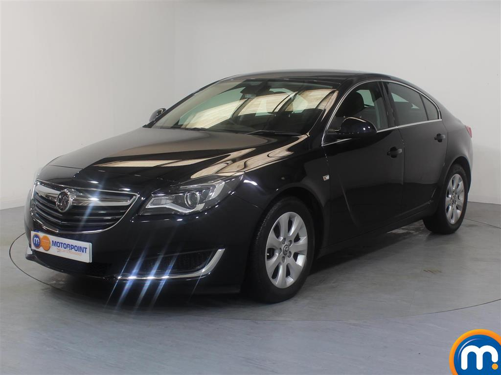 Vauxhall Insignia Tech Line - Stock Number (923437) - Passenger side front corner