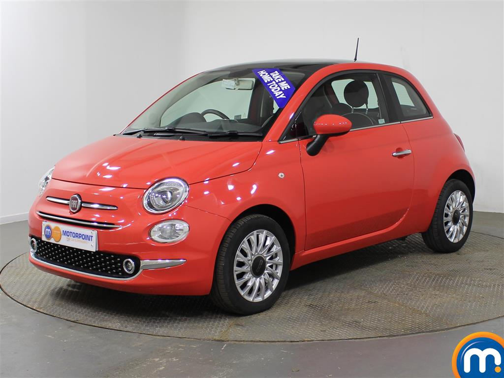 Fiat 500 Lounge - Stock Number (941690) - Passenger side front corner