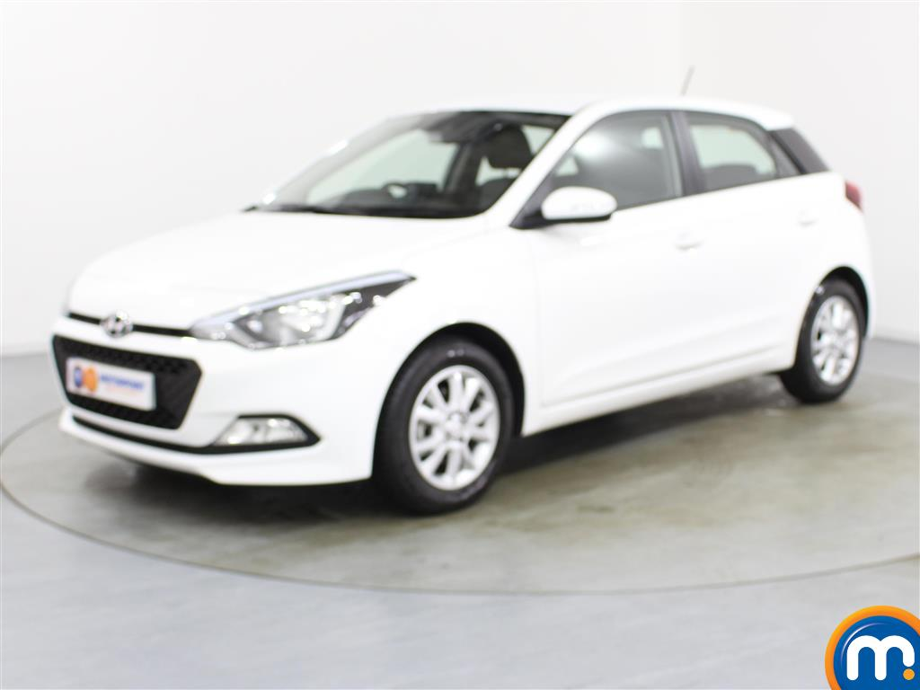 Hyundai I20 SE - Stock Number (939593) - Passenger side front corner