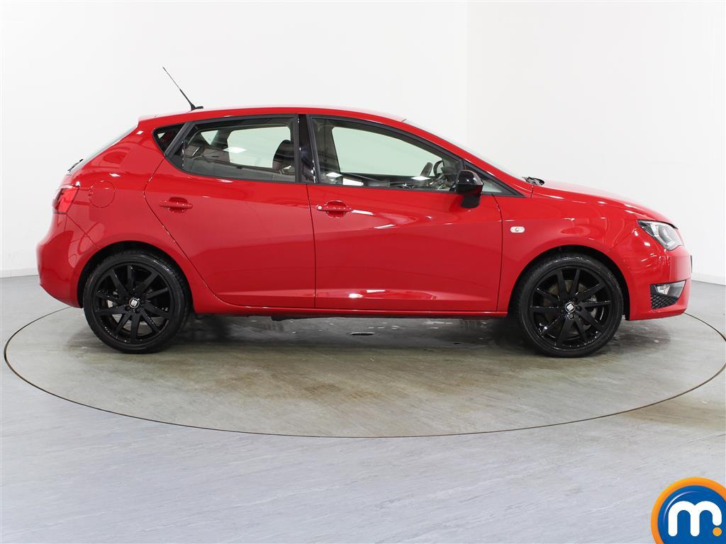 Seat Ibiza Hatchback 1.2 Tsi 110 Fr Technology 5Dr