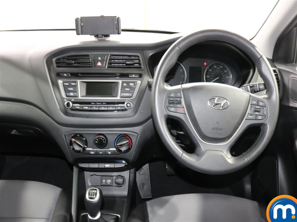 Hyundai I20 SE Manual Petrol Hatchback - Stock Number (942205) - 2nd supplementary image