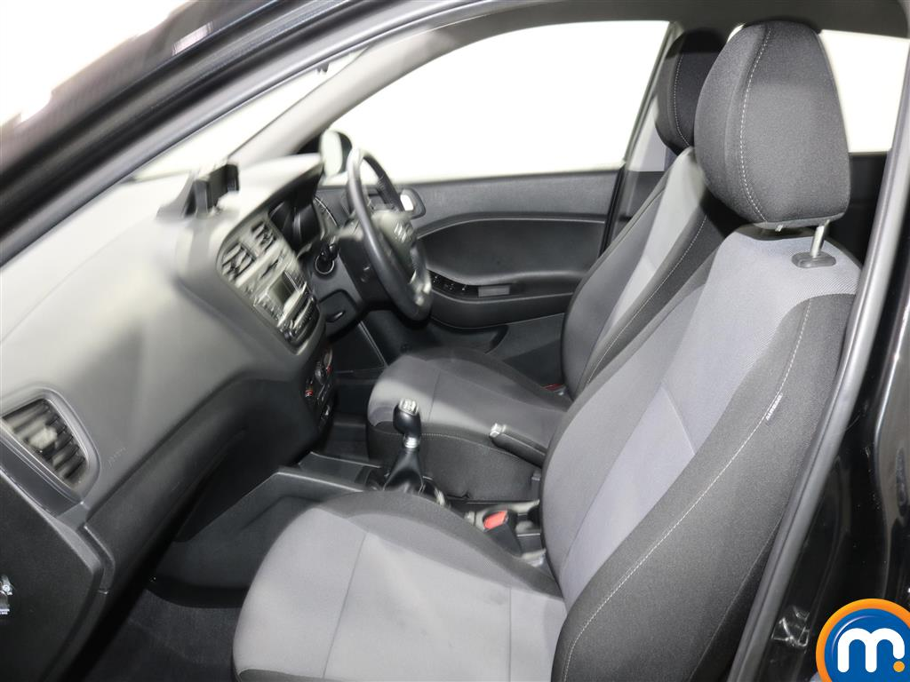Hyundai I20 SE Manual Petrol Hatchback - Stock Number (942205) - 3rd supplementary image