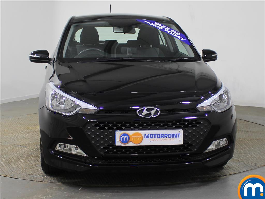 Hyundai I20 SE Manual Petrol Hatchback - Stock Number (942205) - Front bumper