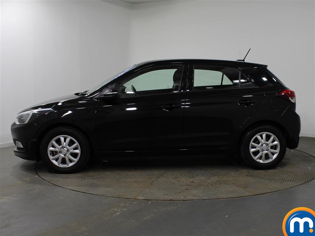 Hyundai I20 SE Manual Petrol Hatchback - Stock Number (942205) - Passenger side