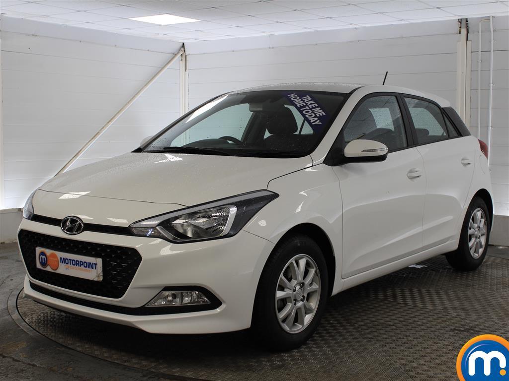 Hyundai I20 SE - Stock Number (942201) - Passenger side front corner