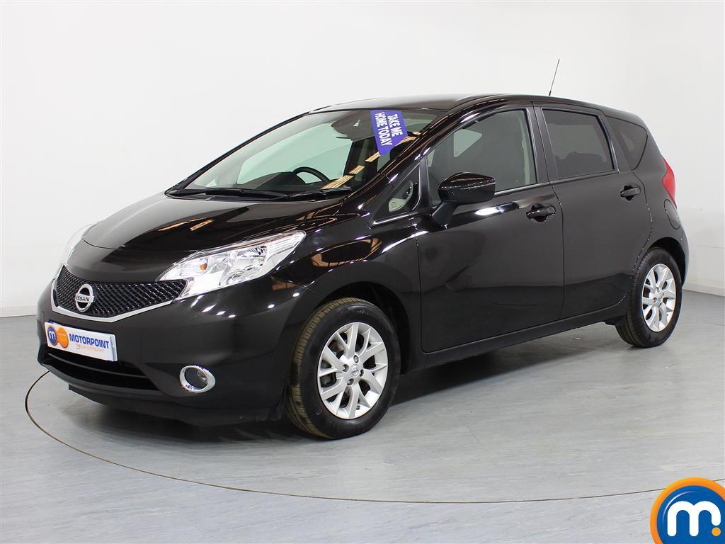 Nissan Note Acenta Premium - Stock Number (942994) - Passenger side front corner