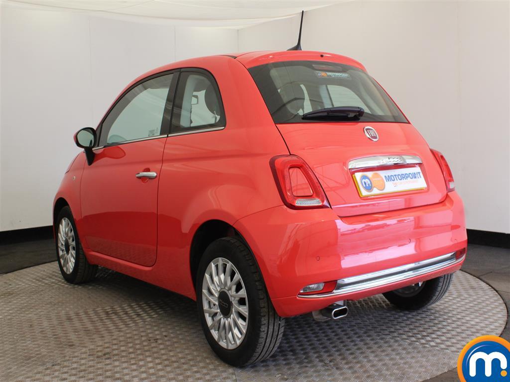 Fiat 500 Lounge Manual Petrol Hatchback - Stock Number (941803) - Drivers side rear corner