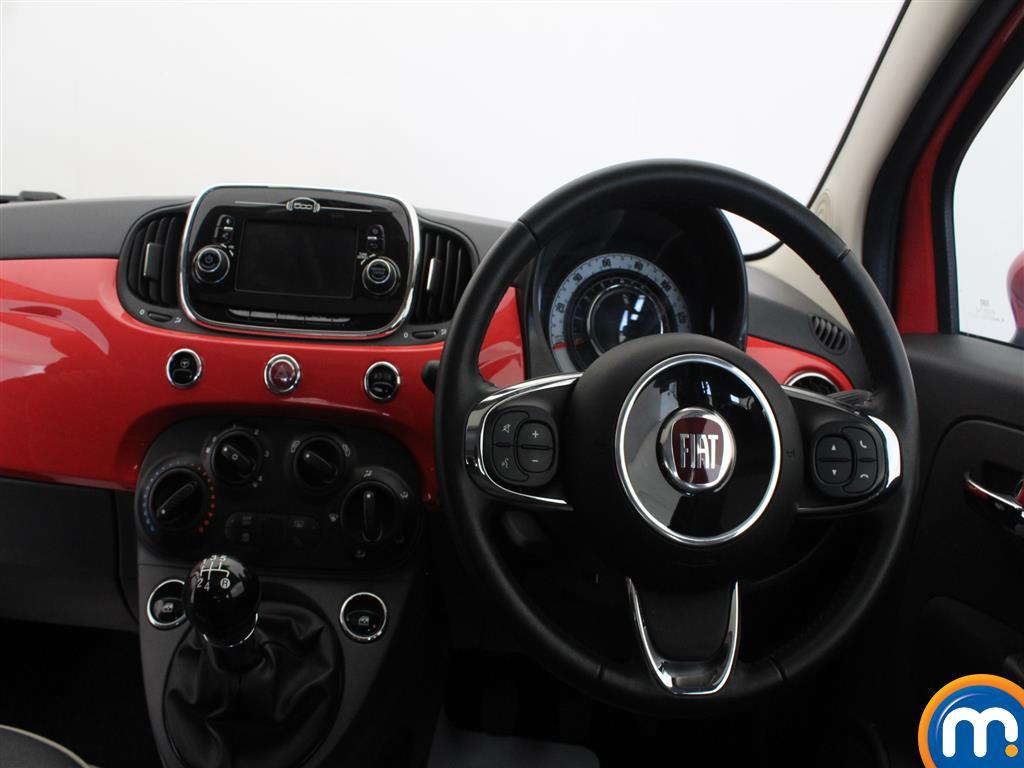Fiat 500 Lounge Manual Petrol Hatchback - Stock Number (941803) - 1st supplementary image