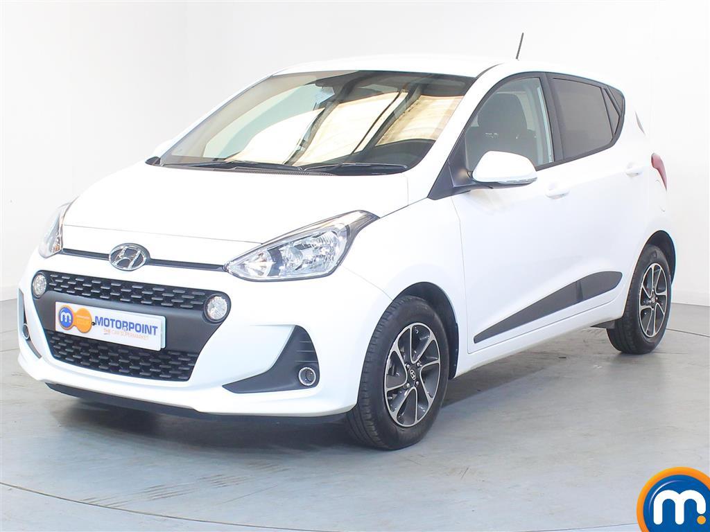 Hyundai I10 Premium - Stock Number (945365) - Passenger side front corner