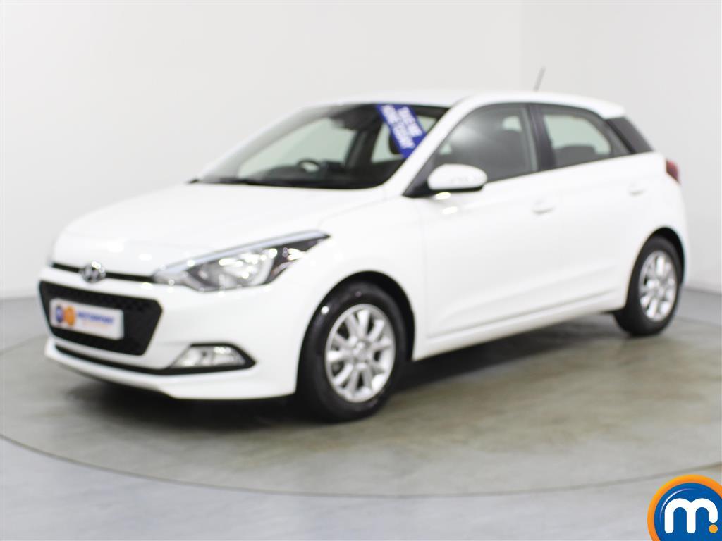 Hyundai I20 SE - Stock Number (943280) - Passenger side front corner