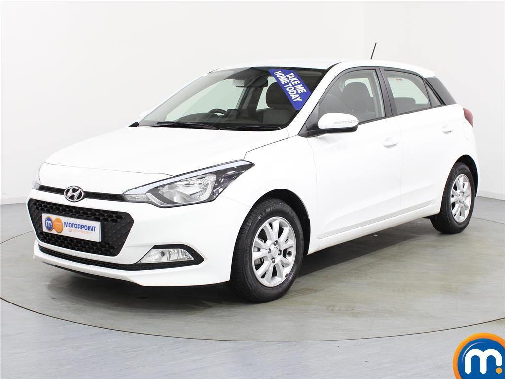Hyundai I20 SE - Stock Number (940778) - Passenger side front corner