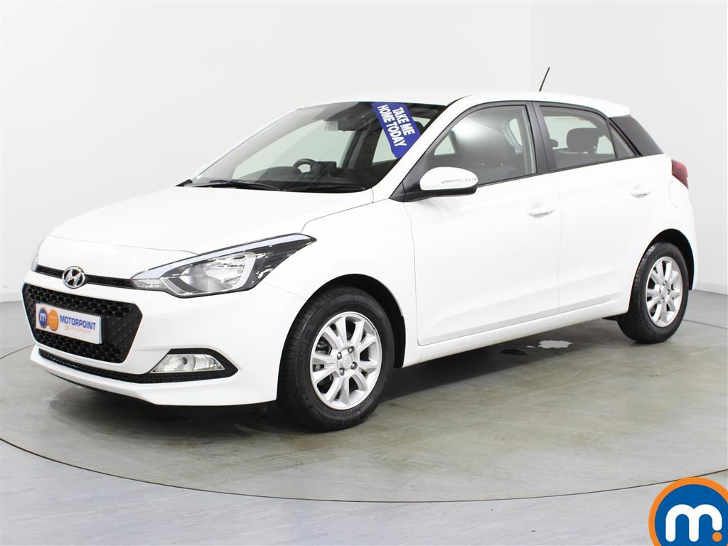 Hyundai I20 SE - Stock Number (939607) - Passenger side front corner