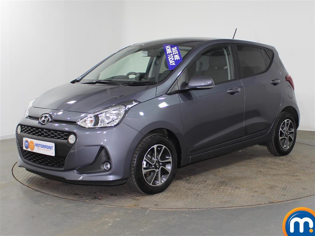 Hyundai I10 Premium - Stock Number (947939) - Passenger side front corner