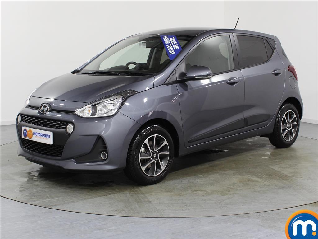 Hyundai I10 Premium - Stock Number (947945) - Passenger side front corner