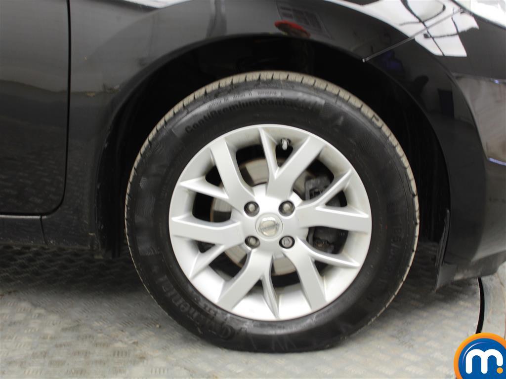 Nissan Note Diesel Hatchback 1.5 Dci Acenta Premium 5Dr