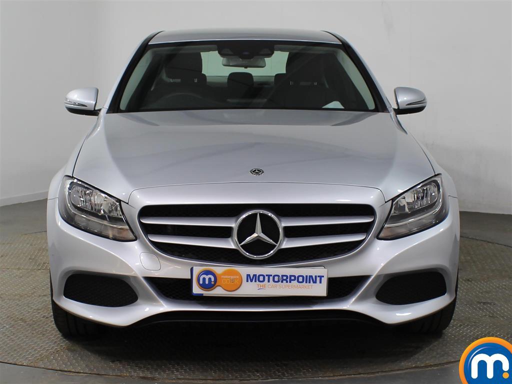 Mercedes-Benz C Class SE Manual Petrol Saloon - Stock Number (947411) - Front bumper