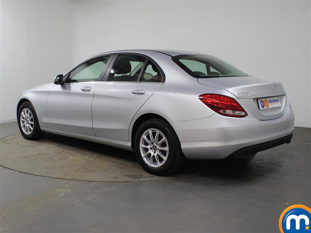 Mercedes-Benz C Class SE Manual Petrol Saloon - Stock Number (947411) - Passenger side rear corner