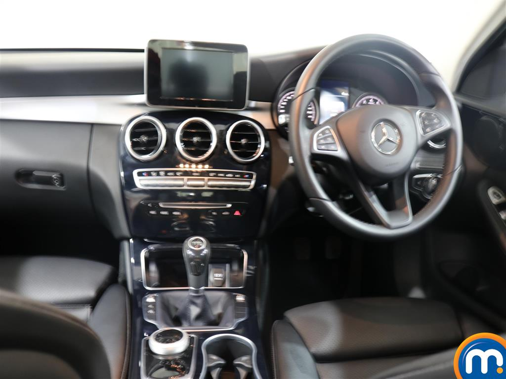 Mercedes-Benz C Class SE Manual Petrol Saloon - Stock Number (947411) - 1st supplementary image