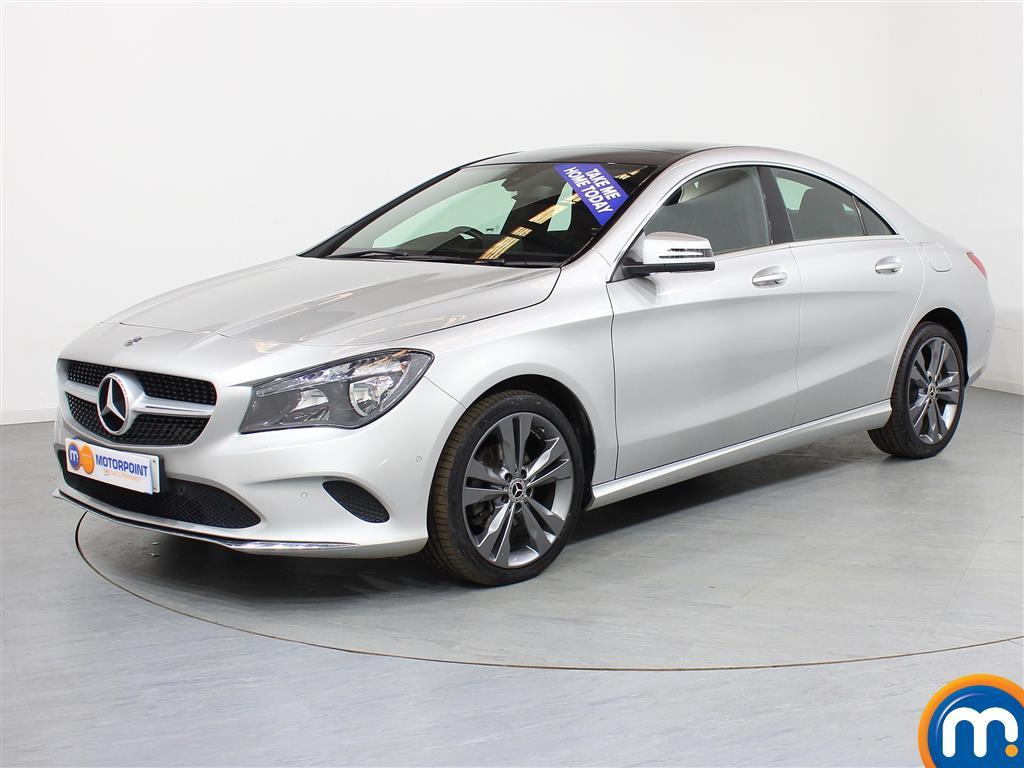 Mercedes-Benz Cla Class Sport - Stock Number (947447) - Passenger side front corner