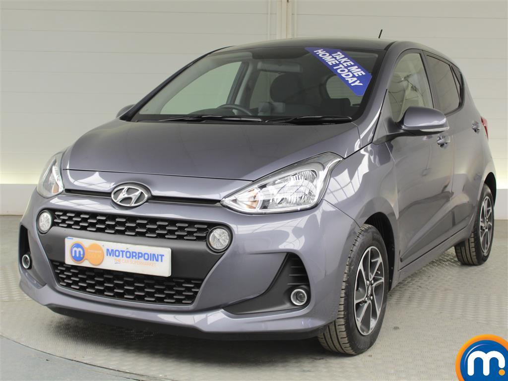 Hyundai I10 Premium - Stock Number (947962) - Passenger side front corner