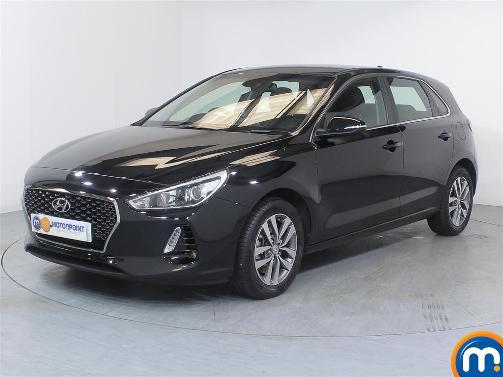 Hyundai I30 SE Nav - Stock Number (949135) - Passenger side front corner