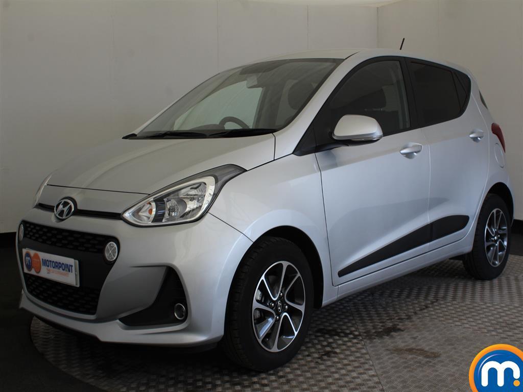 Hyundai I10 Premium - Stock Number (949151) - Passenger side front corner