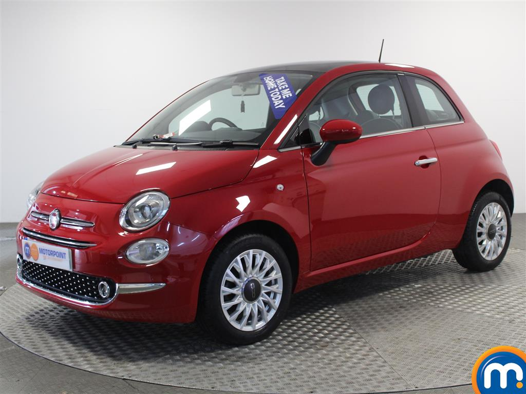 Fiat 500 Lounge - Stock Number (941718) - Passenger side front corner